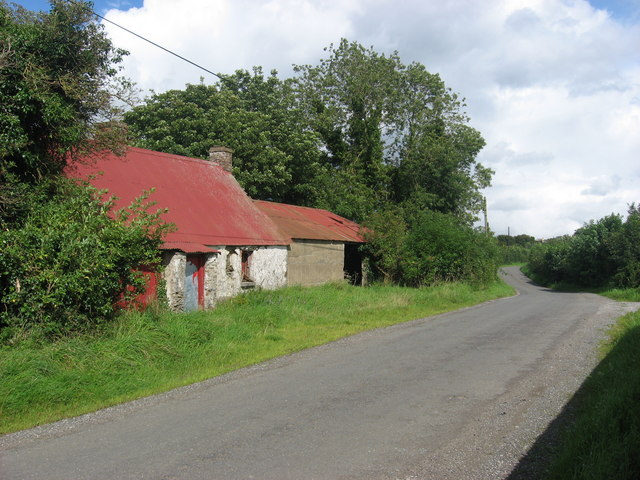 Cottage at Stalleen, Co. Meath
