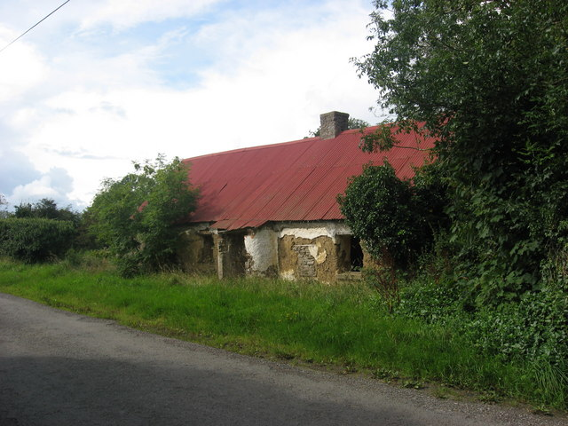 Cottage at Redmountain, Co. Meath