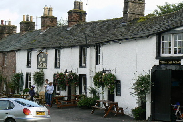the boot and shoe greystoke 169 malcolm carruthers cc by sa