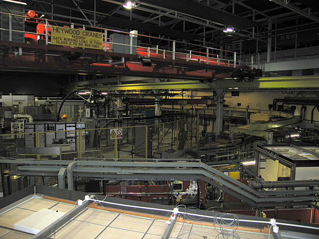 Synchrotron Radiation Source (SRS), Daresbury Laboratory
