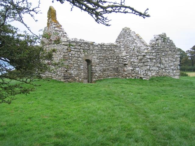 Old Lligwy Chapel/Hen Gapel Llugwy