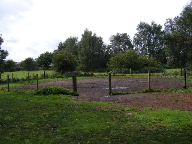 Sheep Pen on Bridgham Heath