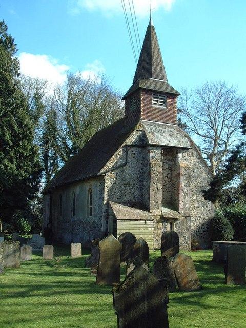 St Martins Church Acrise