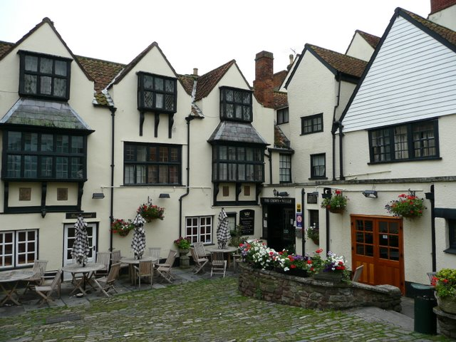 the crown inn wells wendy north geograph britain and. Black Bedroom Furniture Sets. Home Design Ideas