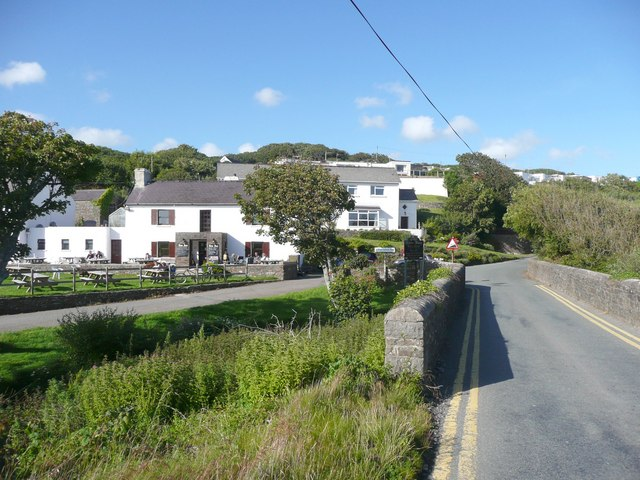 The New Inn, Amroth