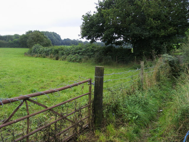 Footpath off Copes Lane