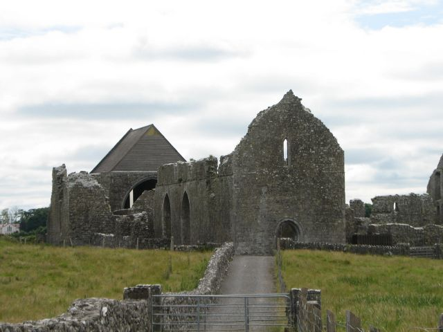 Knockmoy Abbey