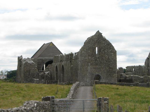 Knockmoy Abbey