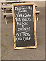 """SU8091 : """"Swap your produce for food and drinks"""" by David Hawgood"""