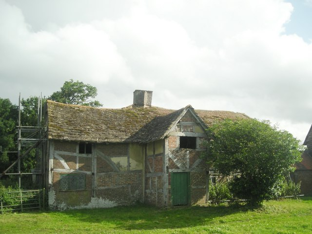 Boswell's Farmhouse
