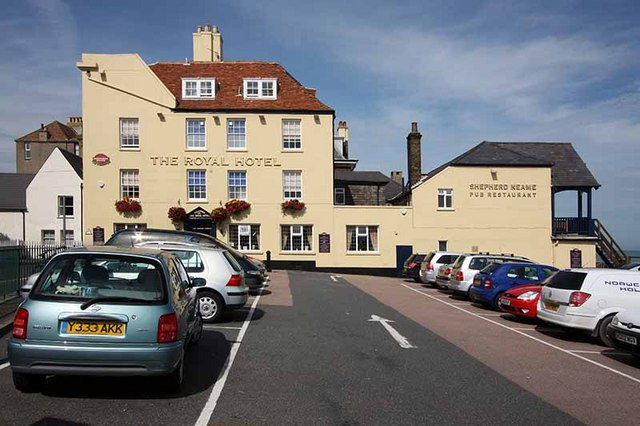 The Royal Hotel, Beach Street, Deal