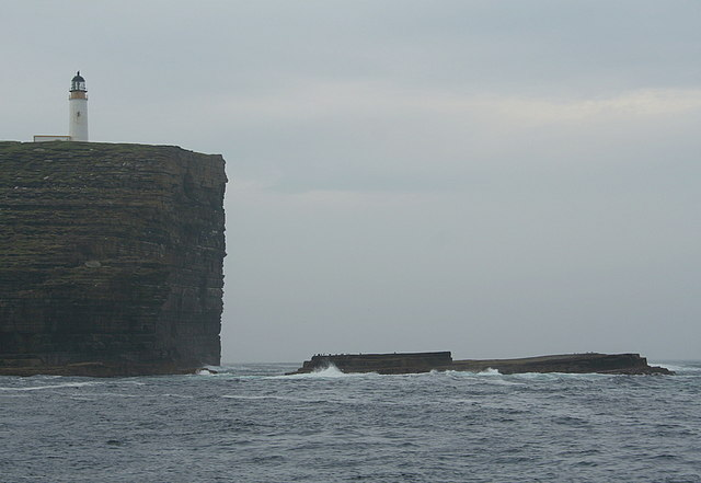 North of Noup Head