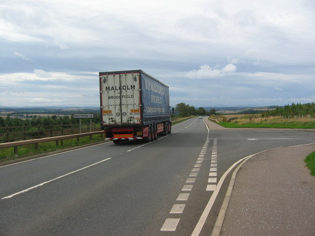 Overhailes turn at A199