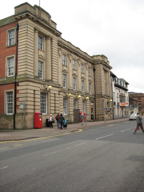 Former Post Office, Carlisle