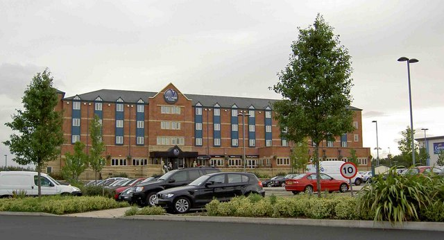 Village Hotel Walsall Telephone Number