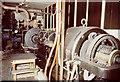 SK2083 : Steam turbine, Bamford Mill by Chris Allen