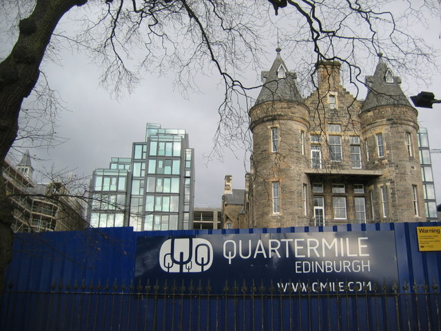 Old and New at Quartermile