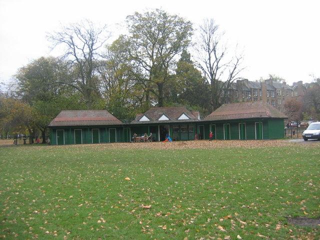 The Meadows Pavilion with Café