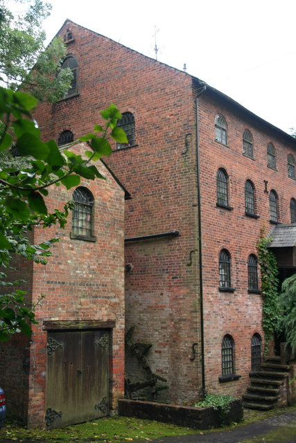 Lutley Mill