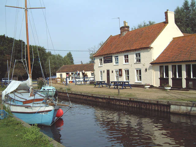 The Pleasure Boat Inn, Hickling Broad