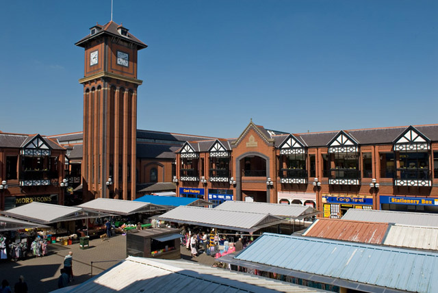 Wigan Outdoor Market