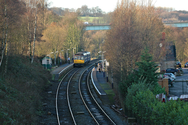 Gathurst Station