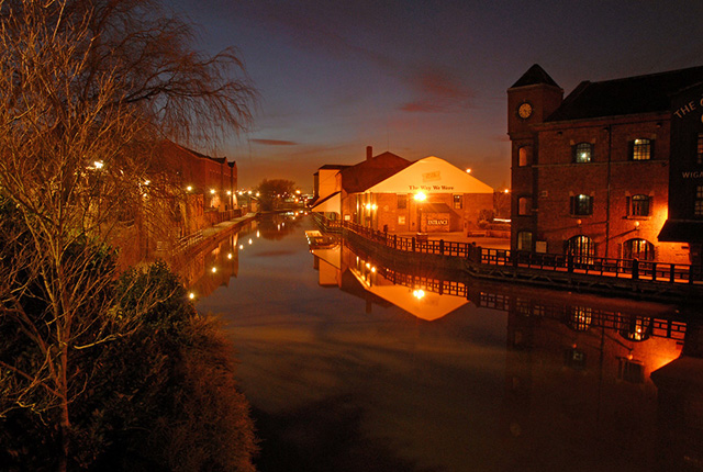 Wigan Pier and the Leeds & Liverpool Canal