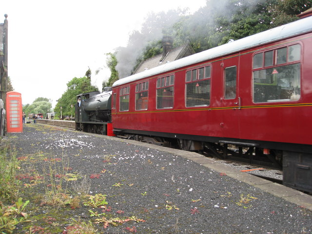 Darley Dale - Station