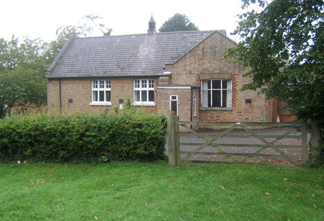 Catworth village hall