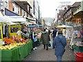 TQ3265 : Surrey Street Market   Croydon : Week 36