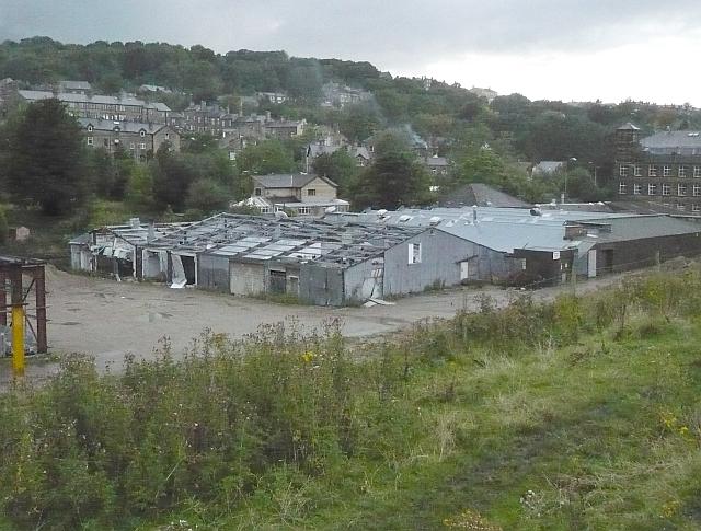 Bronte Foods factory ruins