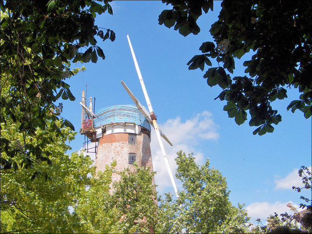 Sutton tower mill