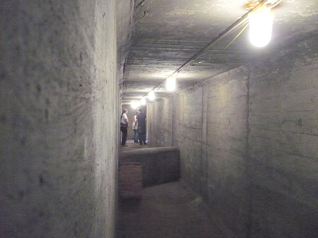 St Johns School Air-raid shelter