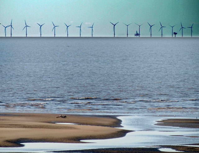 Wind Farm Liverpool Bay
