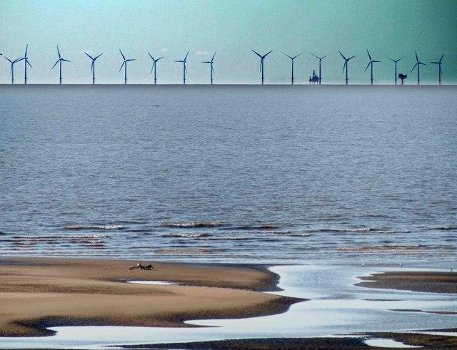 Wind Farm Liverpool Bay