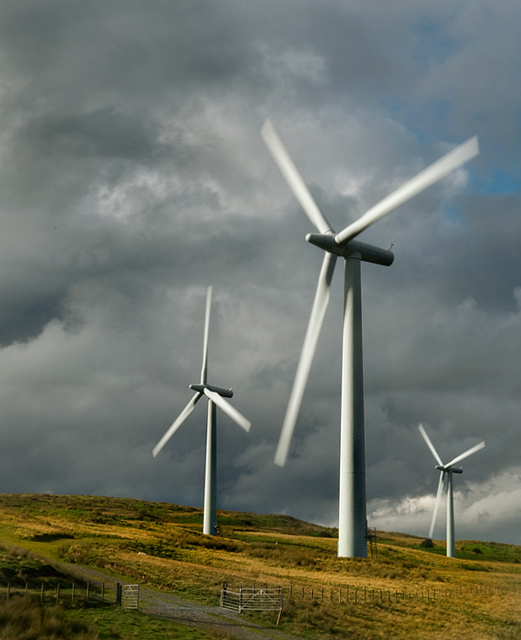 Lambrigg Windfarm