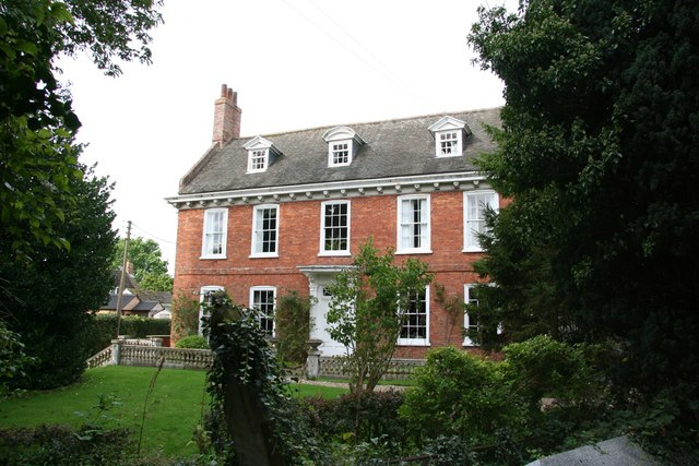 West ashby house richard croft geograph britain and for Ashby house