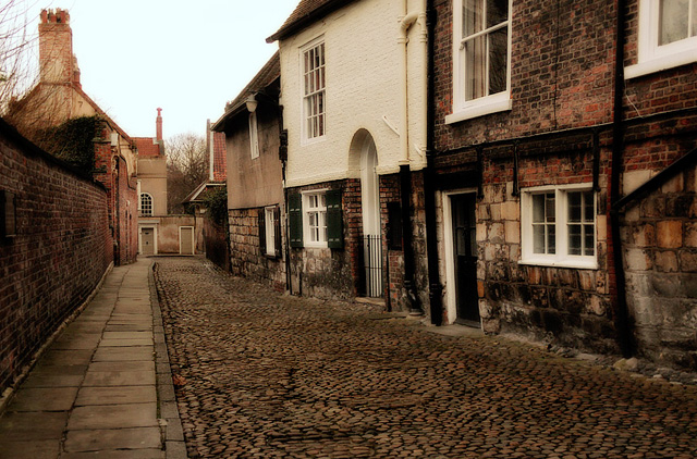 Old Lane - York