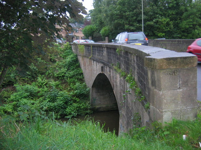 Union Canal bridge 54 at Polmont
