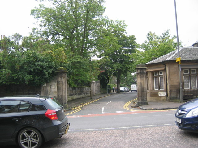 Mayfield Terrace, off Dalkeith Road, Southside