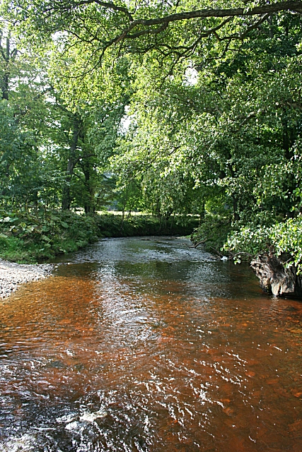 Ford across the Burn of Cullen
