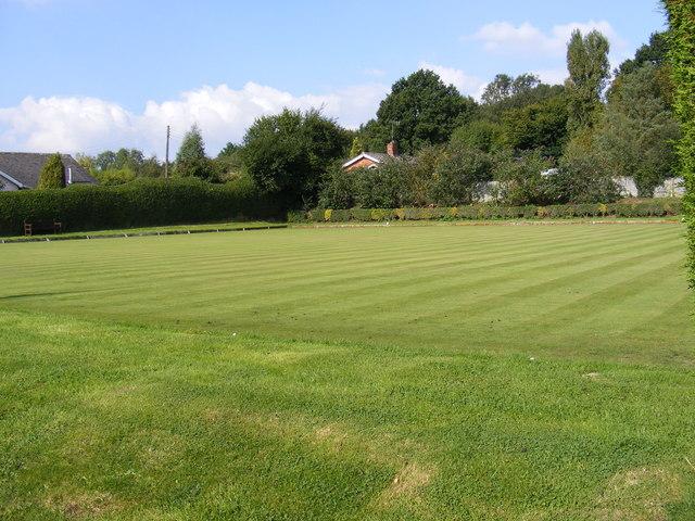 Peasenhall Bowling Green