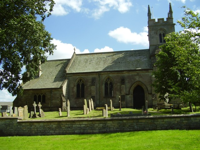 St Nicholas Gunby