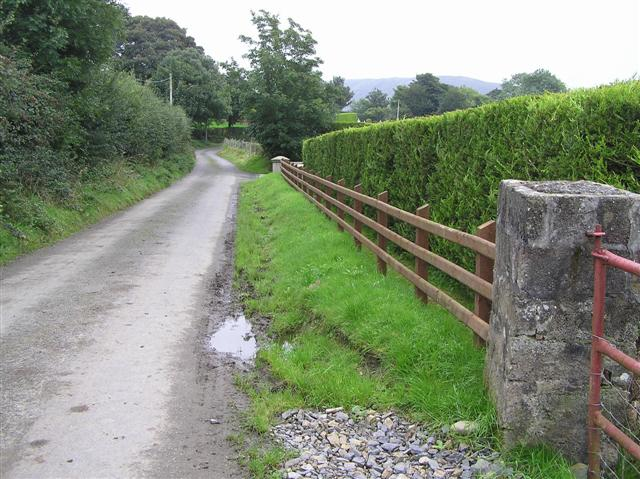 Road at Chrislaghmore