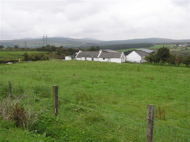 Annaslee Townland