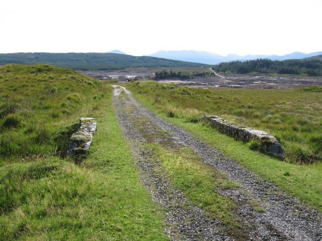"The ""Road to the Isles"" - Cluanie Inn to Loch Loyne"