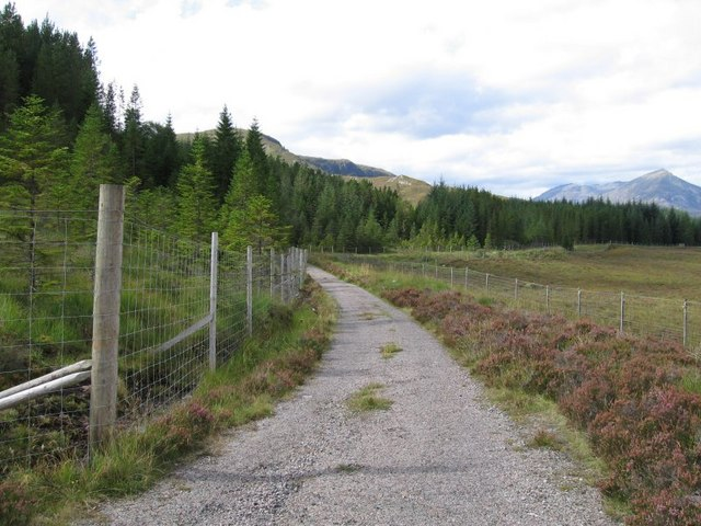 "The ""Road to the Isles"" - Tomdoun Sporting Lodge Hotel to Loch Loyne"