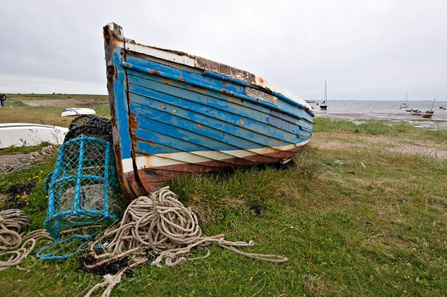 Lindisfarne Boatyard
