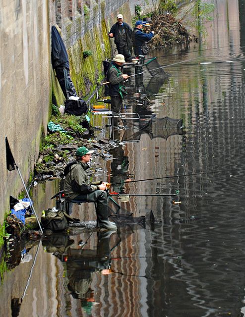 Fishing City Centre Style