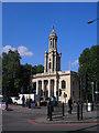 TQ2882 : Holy Trinity Church, Marylebone Road, London by Dr Neil Clifton
